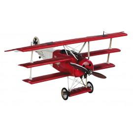 Triplan Fokker baron rouge