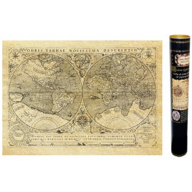 Monde en 1602