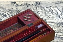 Set d'écriture Windsor coffret bois
