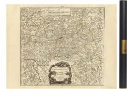 Quercy et Rouergue en 1753