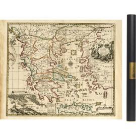 La Grèce en 1655