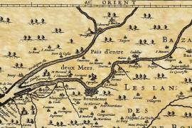 Aquitaine en 1604