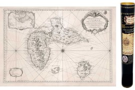 Guadeloupe en 1759