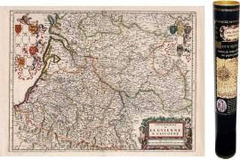 Guyenne et Gascogne en 1682