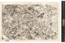 Carte de Cassini 005 - Saint Omer