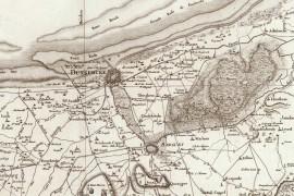 Carte de Cassini 006 - Dunkerque