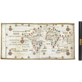 Portulan Portugais de 1573