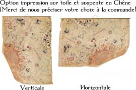 Carte de Piri Reis en 1513