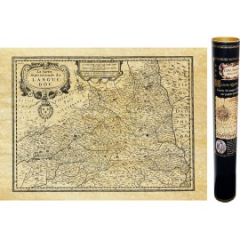 Ardèche, Velay et Gévaudan en 1624