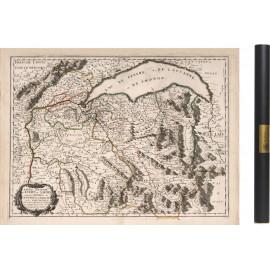 Savoie - Partie Nord 1663
