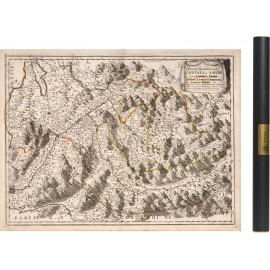 Savoie - Partie Sud 1663