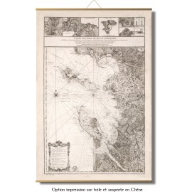 Ile de ré et d'oléron - 1765