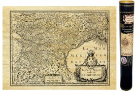 Languedoc en 1610