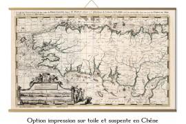 Portulan Bretagne 1693