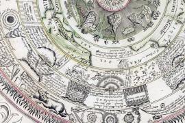Carte Cosmologique pour Alchimistes !