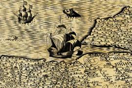 Normandie en 1620