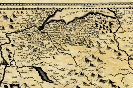 Savoie en 1605
