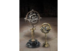 Sphère armillaire 18 eme siècle