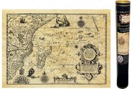 Océan indien en 1595