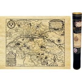 Touraine en 1592