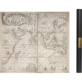 Océan Indien en 1680
