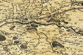Touraine en 1595
