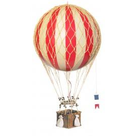 """Grand ballon montgolfière """"rouge"""""""