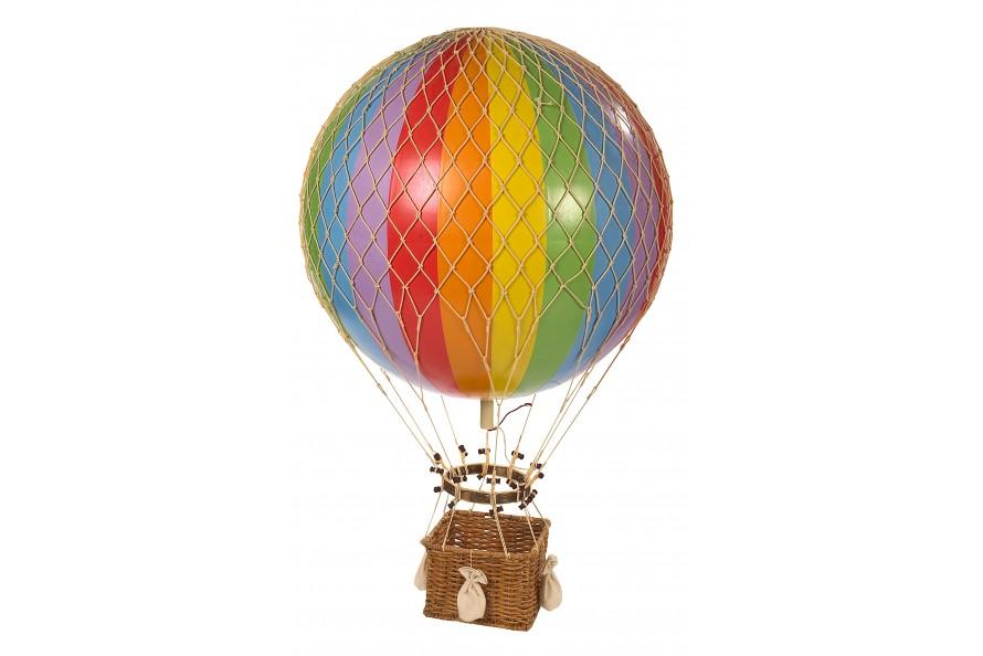 montgolfiere ou ballon
