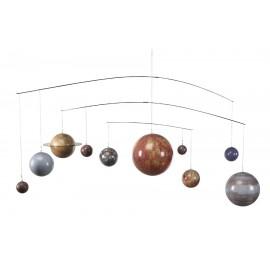 Planetarium: Mobile du Système solaire