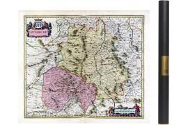 Auvergne de 1665
