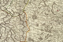 L'Auvergne, Limousin en 1753