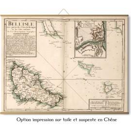Belle Ile 1761