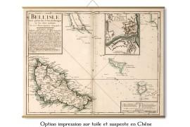 Belle Isle 1761
