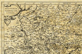 Wallonie en 1592