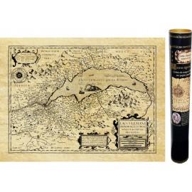Lac Léman en 1619