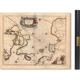 Région polaire 1692