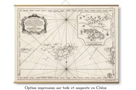 Île d'Aurigny et de Chausey 1750