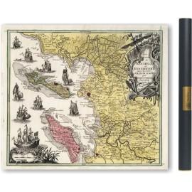 La Rochelle, Rochefort, Oléron 1750