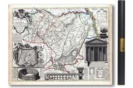 Nîmes et sa région en 1708