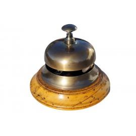 Sonnette de réception, Bronze