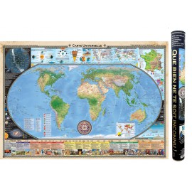 Carte universelle 2019