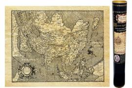 Asie en 1602