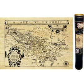 Picardie en 1592