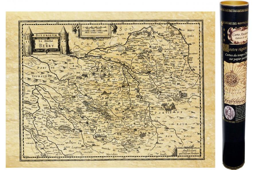 Berry en 1592