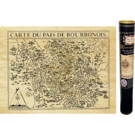 Bourbonnais en 1615