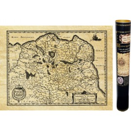 Calais, Boulogne en 1592