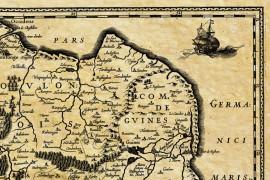 Calais et Boulogne en 1592
