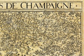 Champagne en 1616