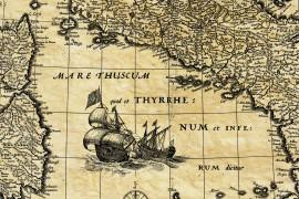 Italie en 1606