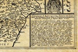Limousin en 1594
